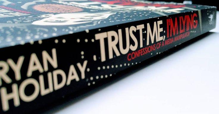 Fake news crooked media het boek van ryanholiday legt je