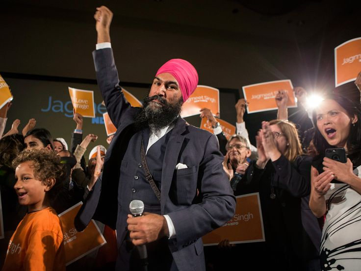 My critic on Jagmeet Singh and his social media strategy for the 2017 NDP Leadership race.