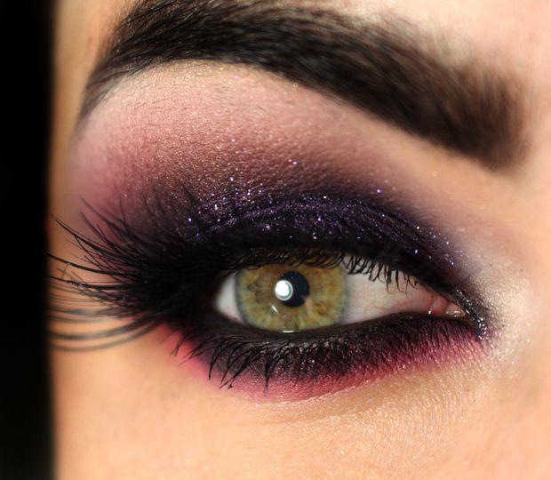 Tutorial – maquiagem bruxa chique para o Halloween (e para os outros dias também!)