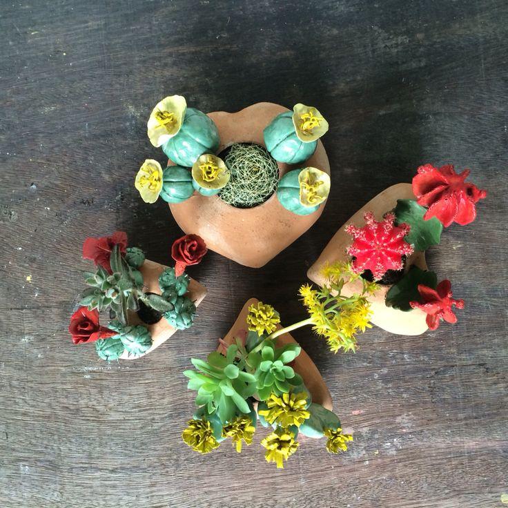 #cuoredicactus #ceramicacti #handmadeinitaly #madeinitaly #zanellazine