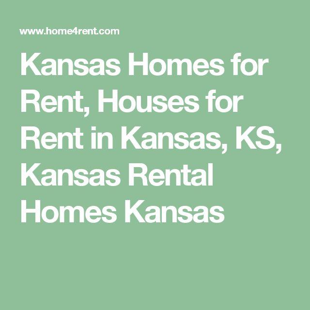 Kansas Homes for Rent, Houses for Rent in Kansas, KS, Kansas Rental Homes Kansas