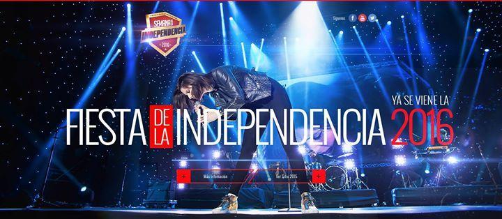 Fiesta de la Independencia Talca 2016 – Heyevent.com