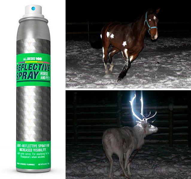 Merkintämaalit   Marking paints - Laadukkaat merkintämaalit, kuten heijastinspray eläimille sekä heijastinspray tekstiileille. Heijastava spray koville pinnoille sopii niin lastenvaunujen runkoon kuin polkupyöriin, postilaatikoihin ja portteihinkin. Monikäyttöiset heijastinsprayt parantavat näkyvyyttä pimeässä ja näin myös parantavat turvallisuutta. Reflective spray. - Virtasenkauppa - Verkkokauppa - Online store.