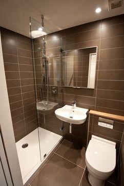 decoracion de banos modernos pequenos   baños pequeños modernos: fotos de decoración — idealista.com/news ...