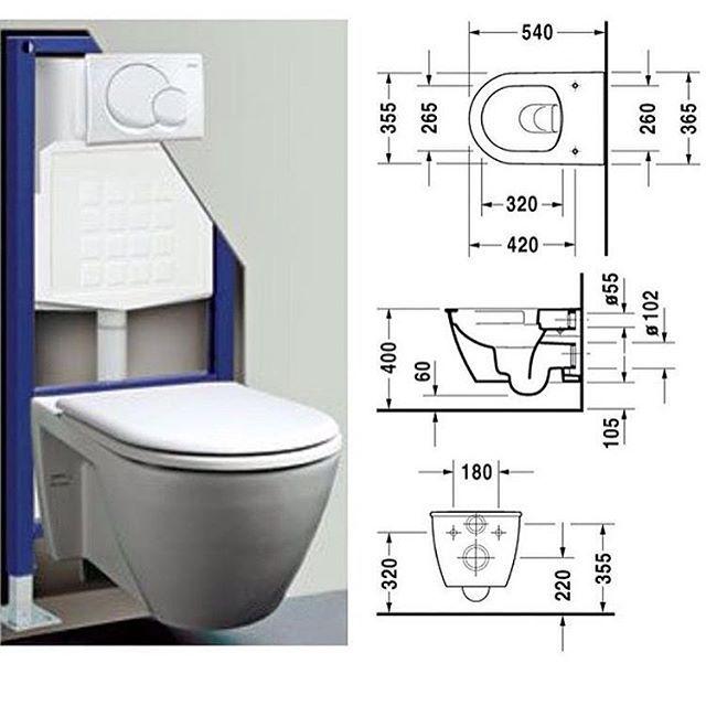 عند تركيب المرحاض المعلق .. ننصح بالتأكد من مكان مخزن الماء (السيفون) قبل تركيب السيراميك ليكون ...