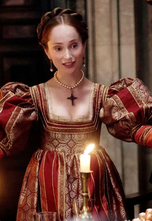 Giulia Farnese The Borgias