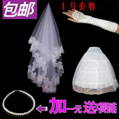 Свадебная вуаль в стиле ретро