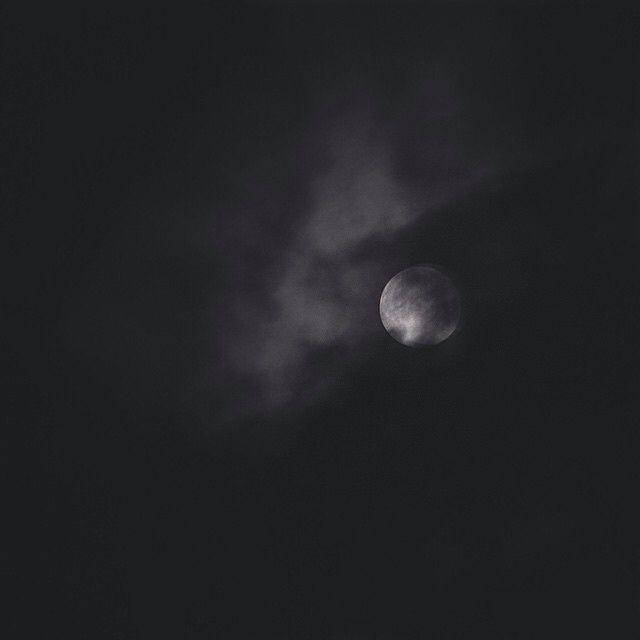 Full moon, Harlem, New York