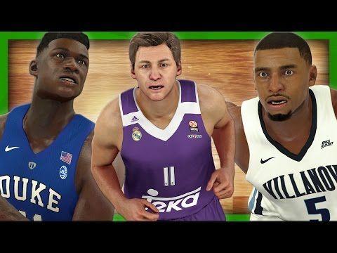 NBA 2K17 TOP 5 - YouTube
