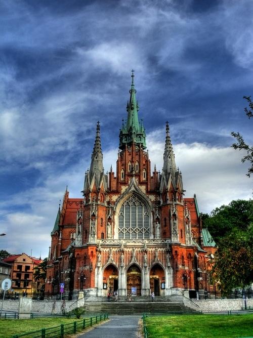 St. Joseph Church - Krakow, Poland