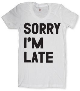 story of my life... must have.