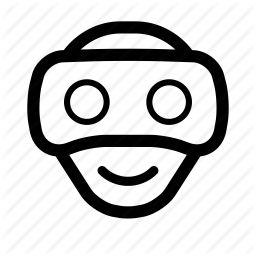 device, googles, head, headset, reality, virtual, vr icon