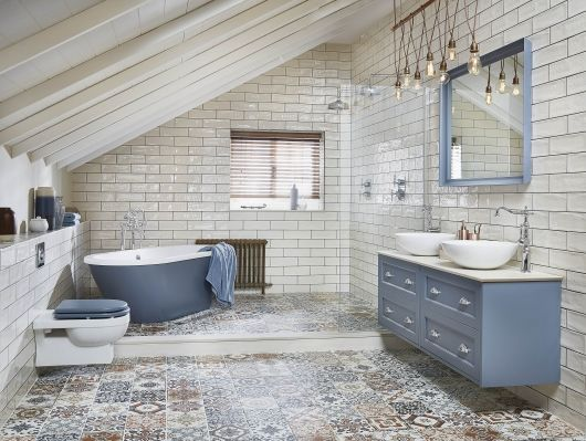 Utopia launches painted timber range of bathroom furniture