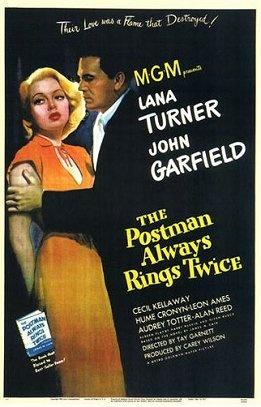 """""""The Postman Always Rings Twice"""", 1946."""