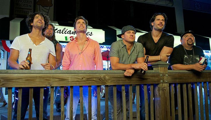 "'Magic Mike XXL' will be the ""last ride"" for the Kings of Tampa all-male stripping troupe."
