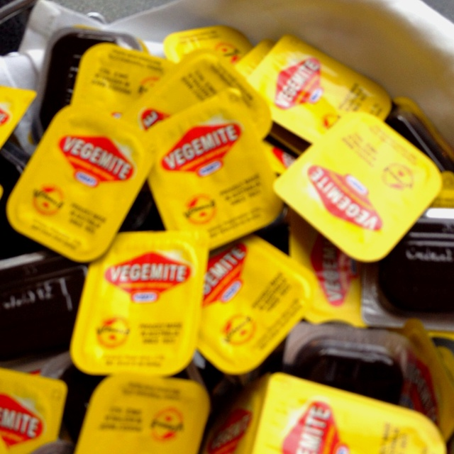 Vegemite - An Australian staple!