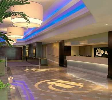 Hilton light install.    #led #ledlighting #lighting #lightingideas #lightingdesign #light #design