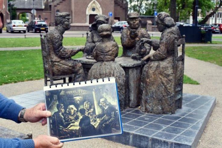 """Veel mensen weten niet dat de roots van meesterschilder Vincent van Gogh in Noord-Brabant liggen. Marloes de Hooge van Travelvalley trad samen met haar moeder in de voetsporen van Van Gogh en maakte een reis door Noord-Brabant. """"Ik heb me eigenlijk nooit gerealiseerd dat het erfgoed van Vincent van Gogh zo dichtbij is, en dat er ook nog zoveel bijzondere plekken zijn die je kunt bezoeken."""""""