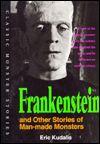 Omslagsbilde av Frankenstein and Other Stories of Man-Made Monsters (Classic Monster Stories)