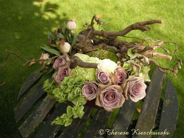 Afbeeldingsresultaat voor bloemstuk herfst