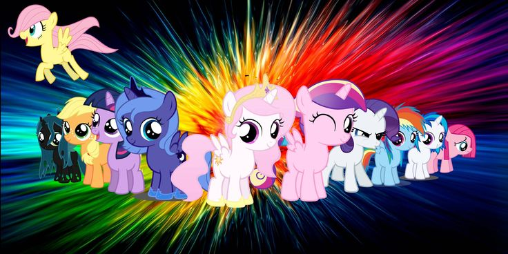 Free My Little Pony Wallpapers Wallpaper