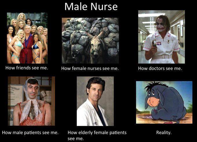 16 Male Nurse Jokes (Of Murses and Men) #Nursebuff #Nurse #jokes