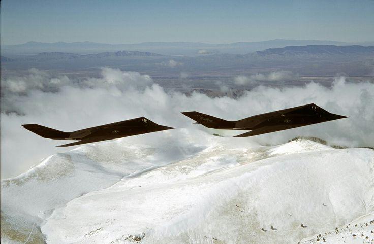 F-117 Nighthawks