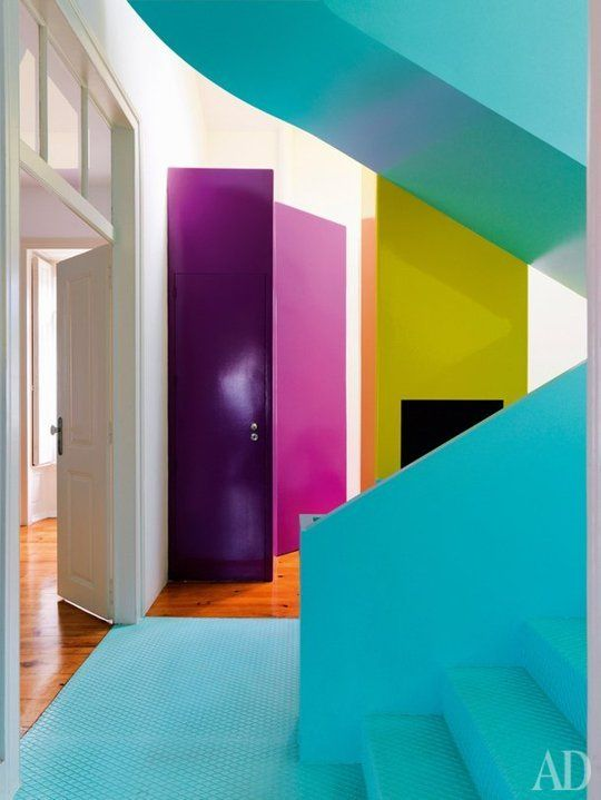 5 of the Wildest Interiors from the World's Wildest Decorating Magazine — AD Russia | Apartment Therapy