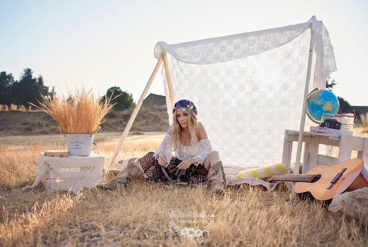 The gypsy life / Creative project, fashion
