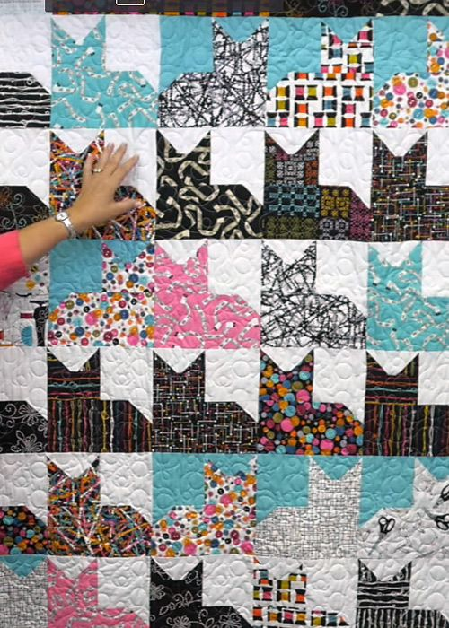 Best 25+ Cat quilt patterns ideas on Pinterest | Cat quilt ... : quilt making for dummies - Adamdwight.com