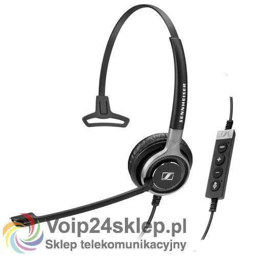 Słuchawka przewodowa Sennheiser SC 630 USB CTRL voip24sklep.pl