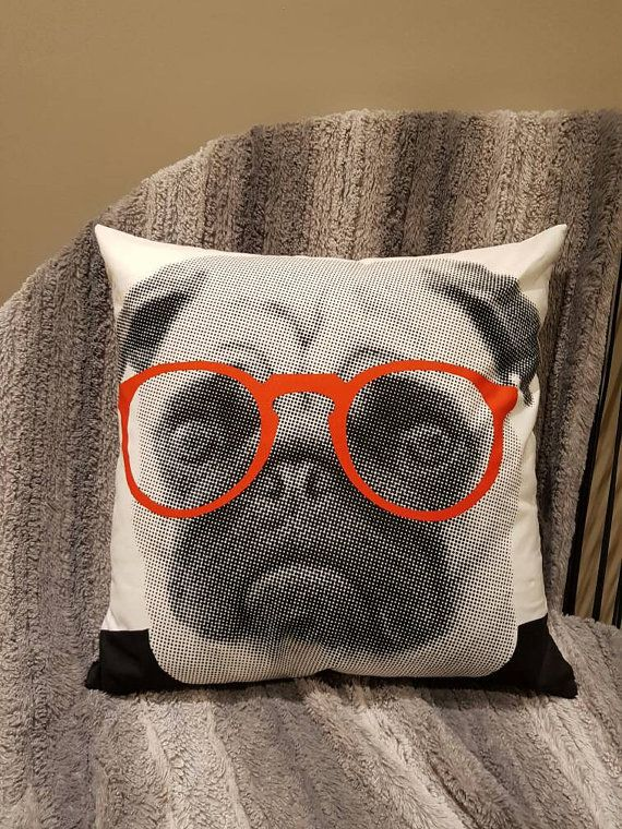 Check out this item in my Etsy shop https://www.etsy.com/au/listing/263682441/pug-cushion-cover-45x45cm-cover-only-pug