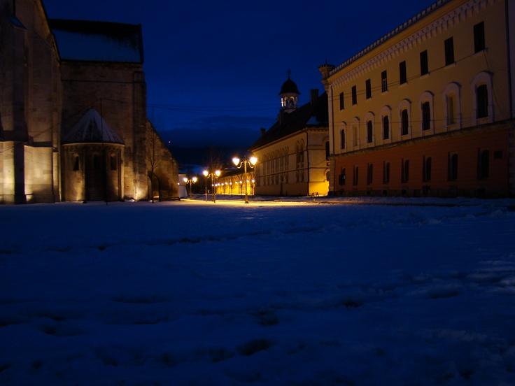 Strada Mihai Viteazu, Cetatea din Alba Iulia 2012