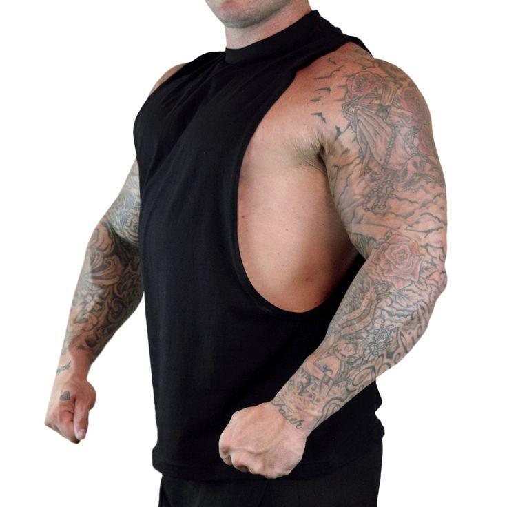 Black Muscle Men