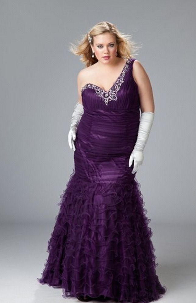104 best Plus size Prom Dresses images on Pinterest | Prom dresses ...