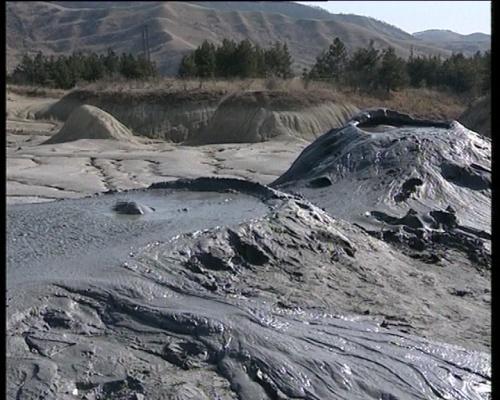 Vulcanii Noroiosi din Berca,Buzau