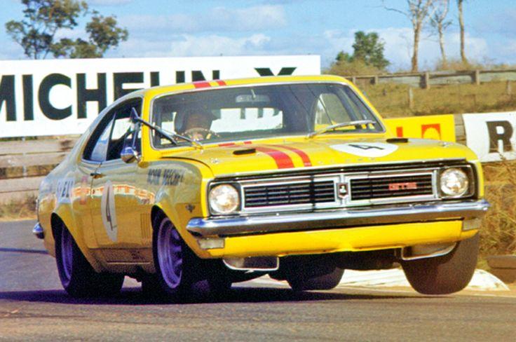 Norm Beechey, Holden Monaro GTS 350, Bathurst 1970 ( unattributed)...