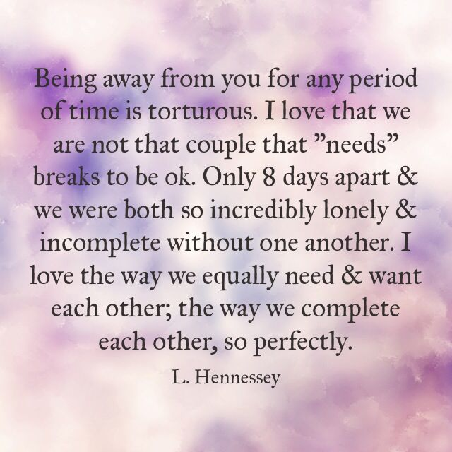 Quotes About Love And Time Apart : time apart again!! #love #couple #soulmate #best #friend #time #apart ...
