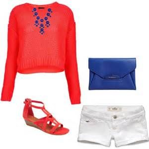 Cute sweater and short outfit for the OKC Thunder games!