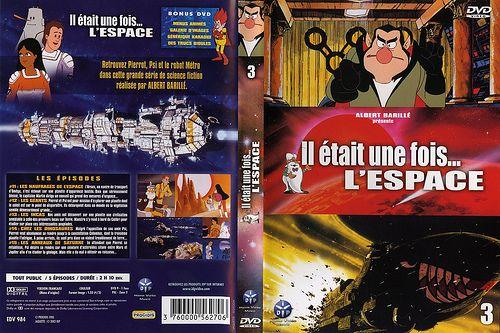 il etait une fois l'espace - Dvd Volume 03