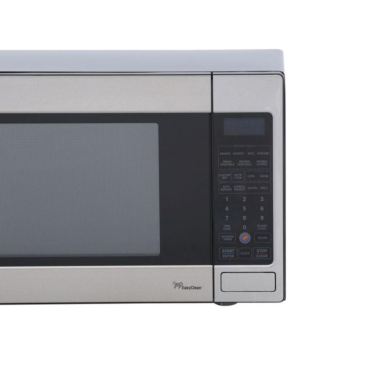 Samsung Countertop Microwave Home Depot : ... . Countertop Microwave in Stainless Steel-LCRT2010ST - The Home Depot