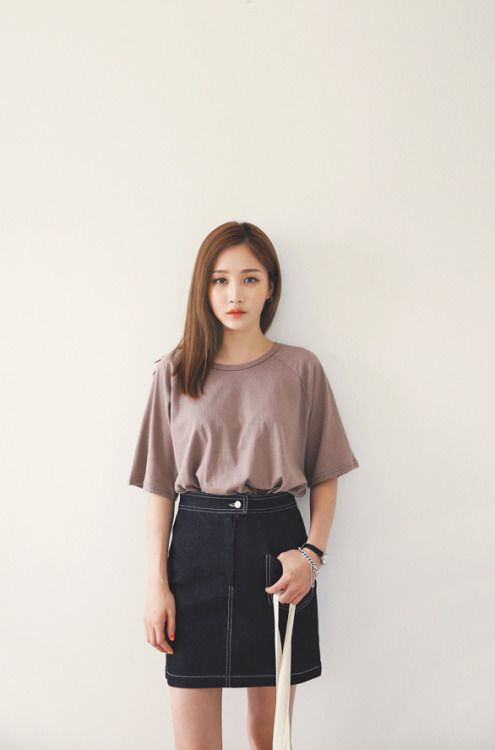 korean fashion / kfashion / summer look