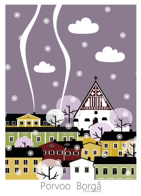 ©Ruth_Landesa_illustration_porvoo