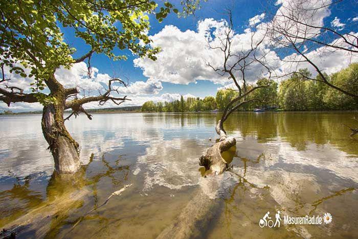 Masuren Grosse Masurische Seen #masuren #polen #hausboote_polen #hausbooturlaub #reisetipps