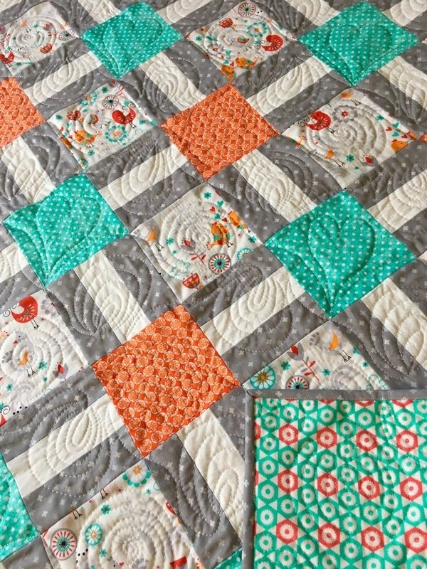 Handmade Baby Quilts For Sale from Carolyn's Homesewn in Sandown NH - Carolyn's Homesewn