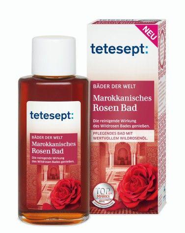 Packshot: Marokkanisches Rosen Bad