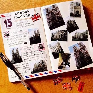 イギリスの旅ノート、ロンドン観光編 | 私の心を揺さぶるものたち。