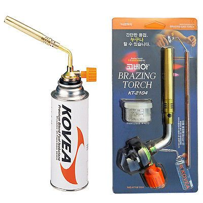 *Official Dealer* KOVEA KT-2104 BRAZING Professional Gas Torch + Free Shipping