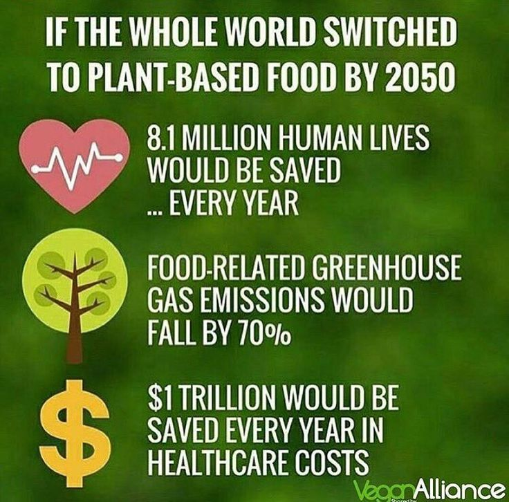 reasons to switch to plant-based foods #plantbased