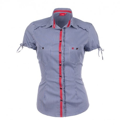 CAMISA XADREZ SLIM FIT L420074002 LION OF PORCHES